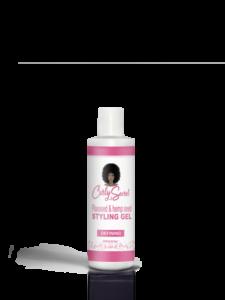 Krullenboek Curly Secret Flaxseed & Hemp seed styling gel