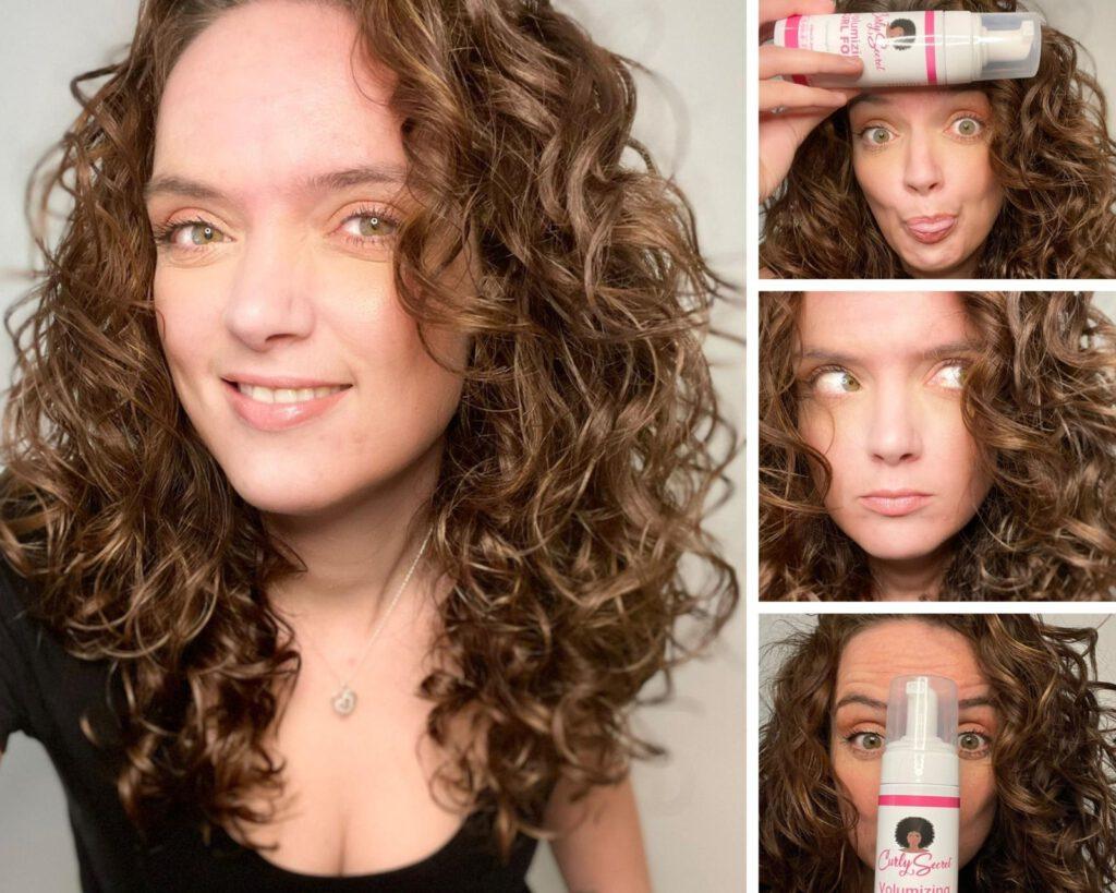 Krullenboek Curly Secret