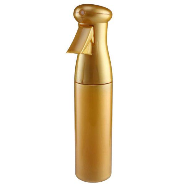 Krullenboek Mist Spray Bottle Goud